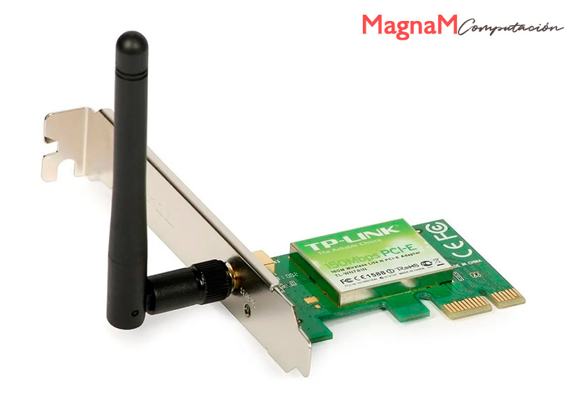 Placa de Red Tp-Link TL-WN781ND Wireless PCI