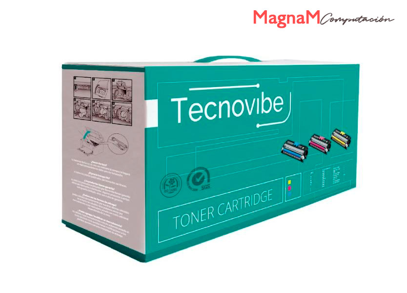 Insumos | Toner Tecnovibe Brother TN-410/450 Brother HL-2130 2230 2240 2270 en MagnaM Computación